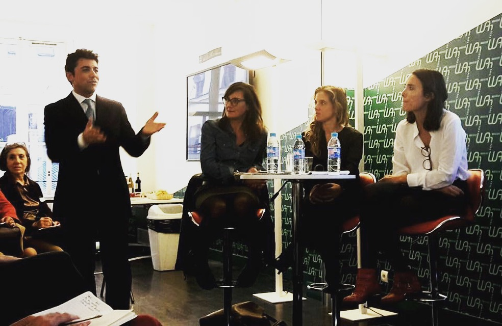 St@rt-up et Femmes 3.0: Entreprendre à l'International